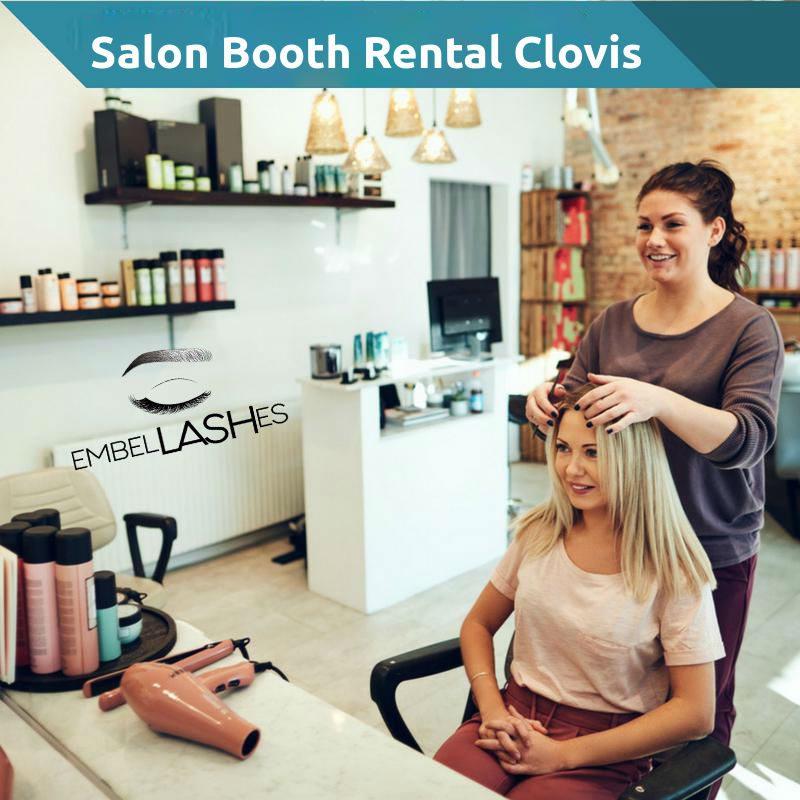 Salon Booth Rental Clovis