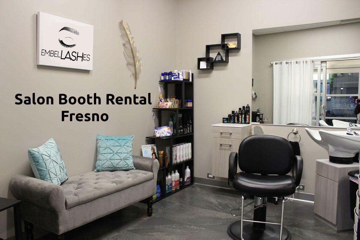 Salon Booth Rental Fresno